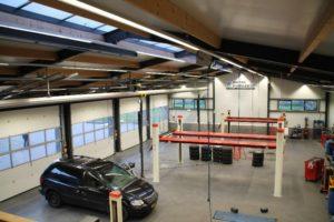 Garage inrichting - T&E Techniek