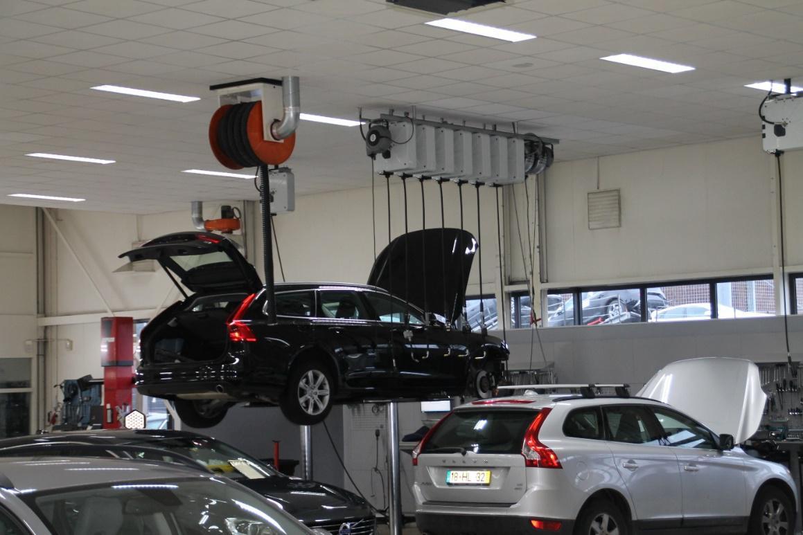 Garage inrichting - Garage inrichten | T&E Techniek